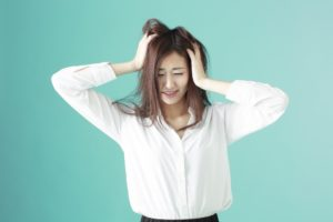 PMS(月経前緊張症)とアロマ