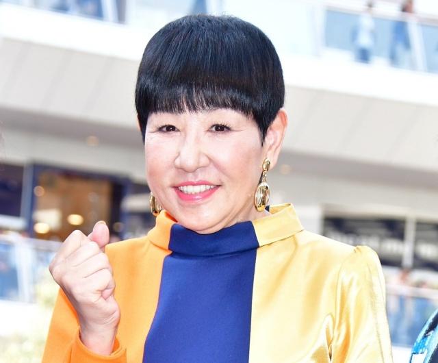 和田アキ子眼瞼下垂